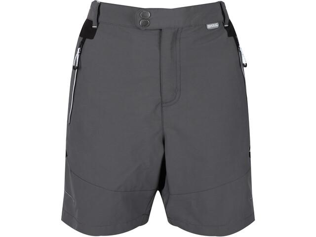 Regatta Sungari II Pantaloncini Uomo, magnet/black